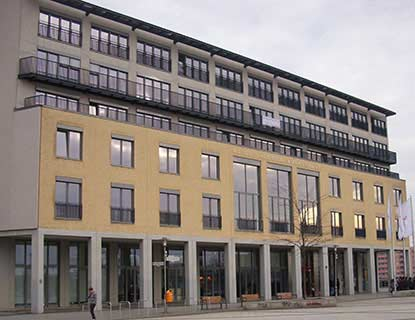 Alice Salomon University of Applied Sciences (ASH) Berlin in